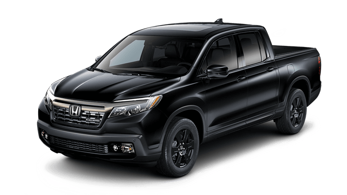 2017 Honda Ridgeline Black Edition (6AT)