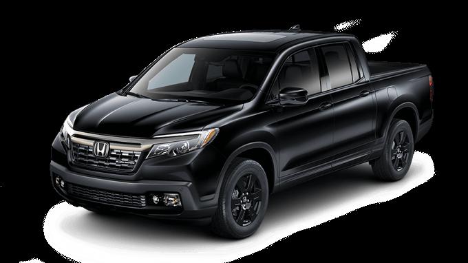 2018 Honda Ridgeline Black Edition (6AT)