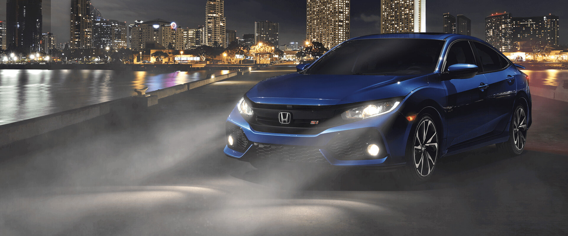2017 honda civic si for Honda dealer las vegas