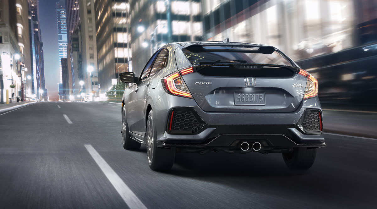 2018 Honda Civic Hatchback Las Vegas Honda Dealers