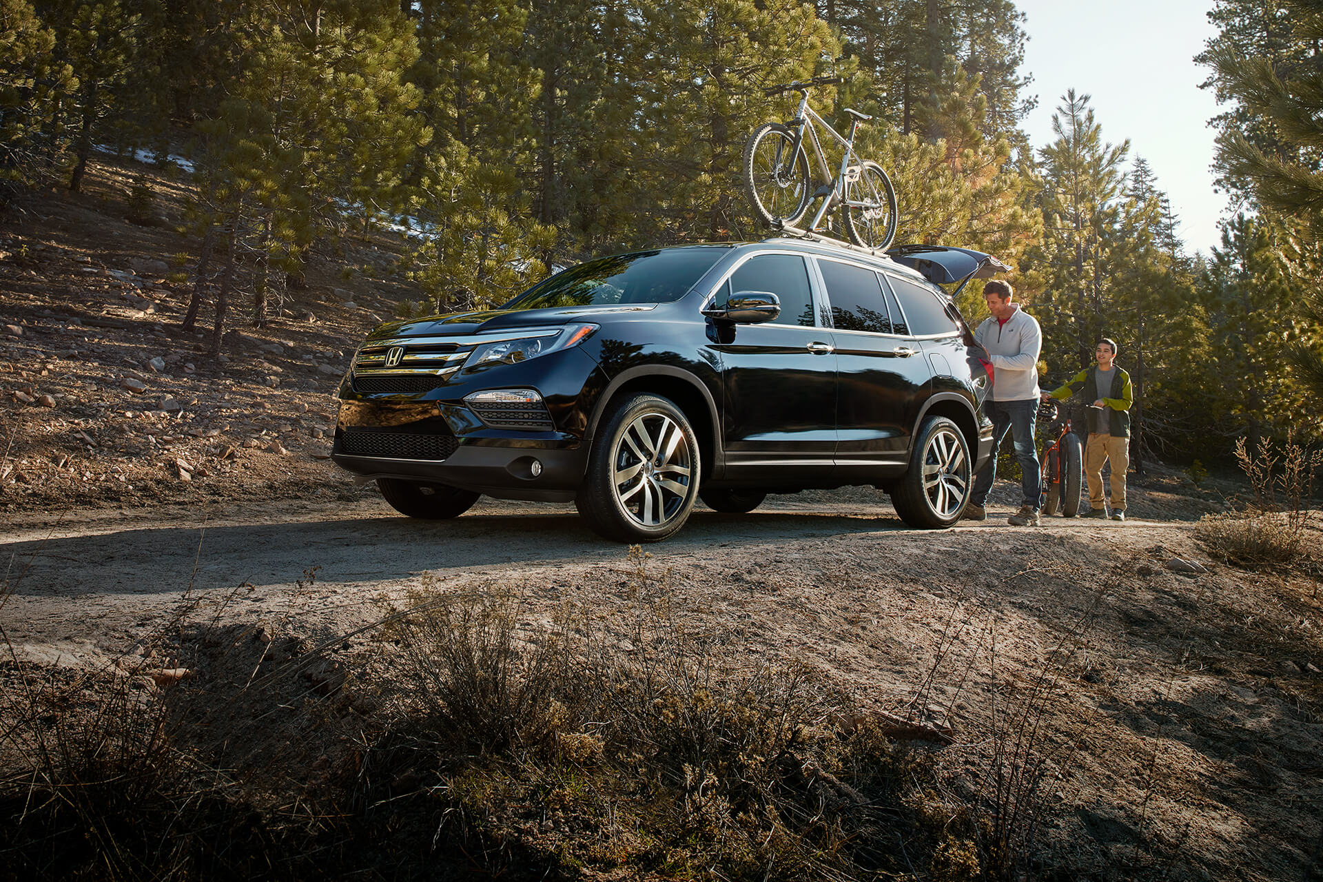2018 Honda Pilot | Middle Georgia Honda Dealers
