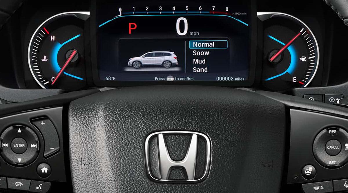 2019 Honda Pilot   Las Vegas Honda Dealers