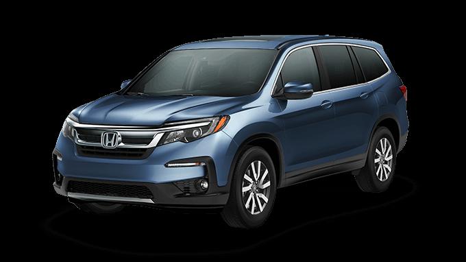 2019 Honda Pilot EX 2WD (6AT)