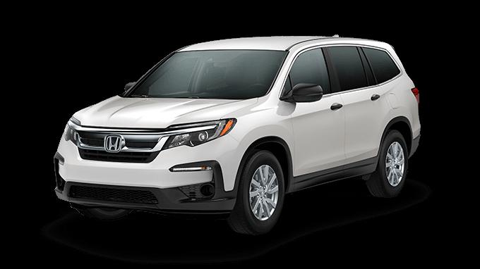 2019 Honda Pilot LX (6AT)