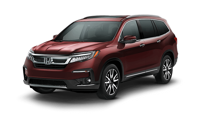 2019 Honda Pilot Touring 2WD (9AT)