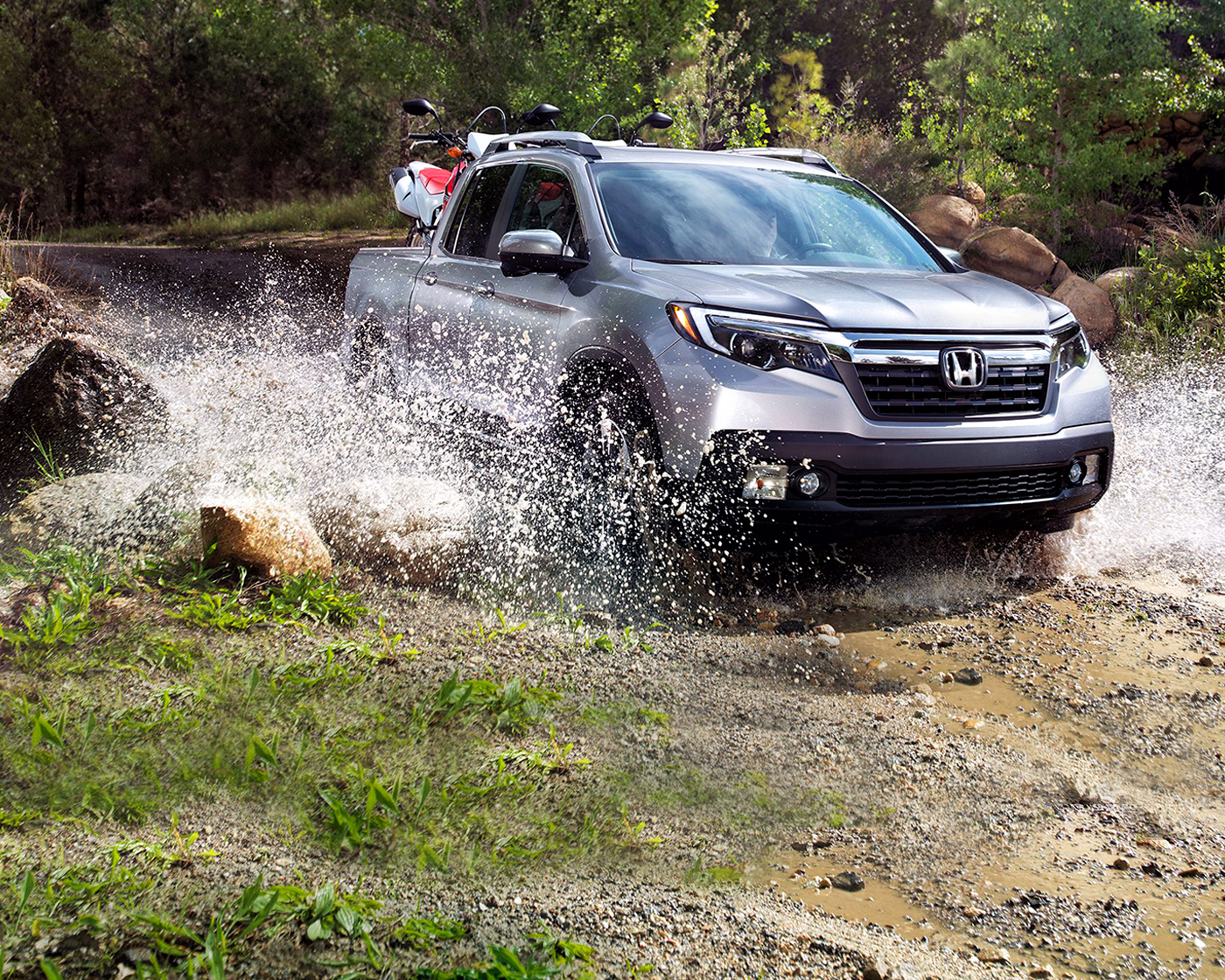 2019 Honda Ridgeline North Georgia Honda Dealers