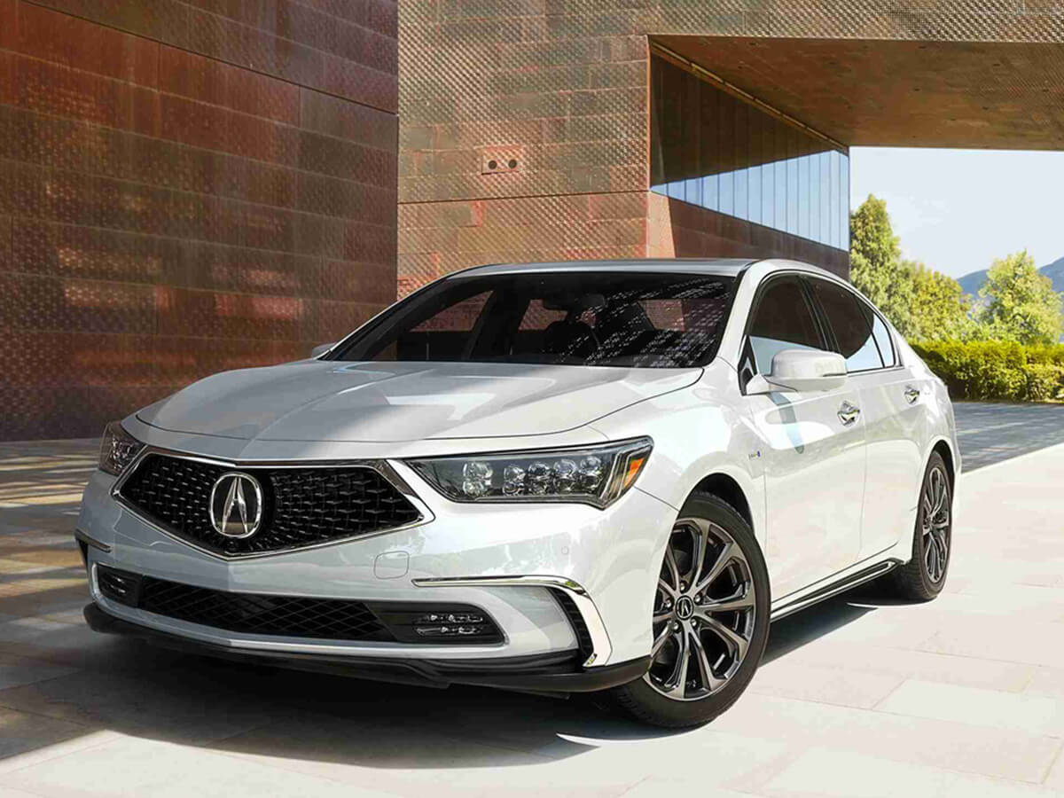 2018 Acura Rlx Norcal Dealers Advanced Sports Car Concept 1