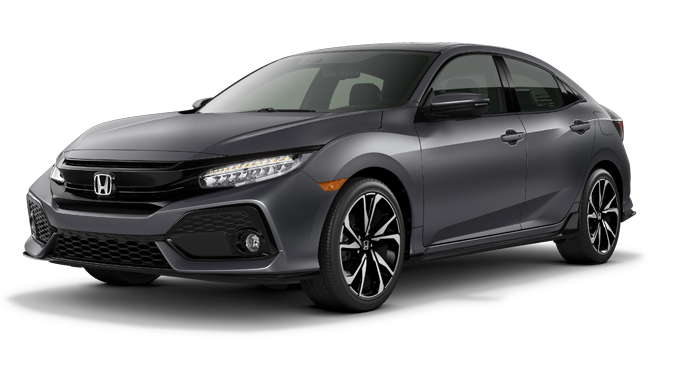 2017 Honda Civic Hatchback North Georgia Honda Dealers