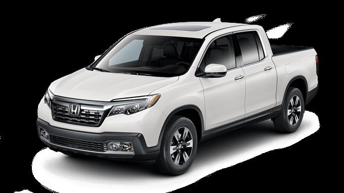2018 Honda Ridgeline RTL-E (6AT)