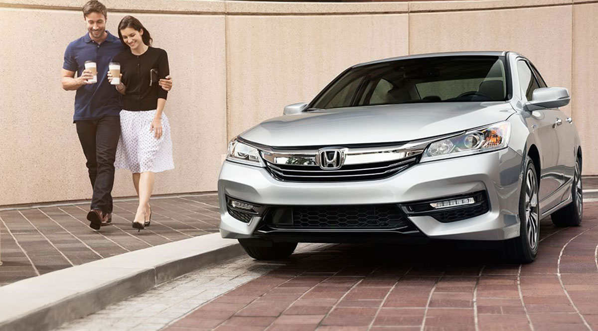 2017 Honda Accord Hybrid | Maine Honda Dealers
