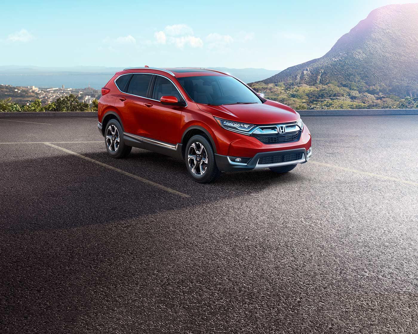 2017 Honda CR-V | Maine Honda Dealers