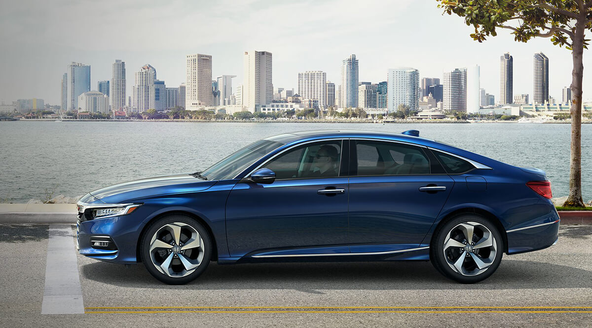 2018 Honda Accord North Georgia Honda Dealers