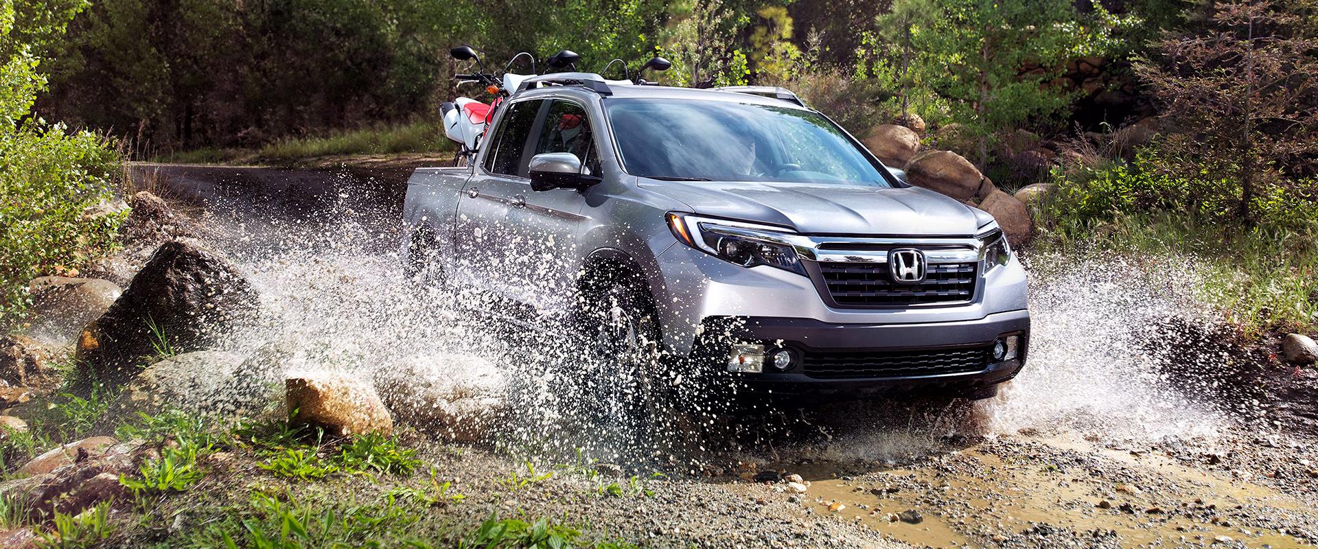 Honda Dealerships In Alabama >> 2019 Honda Ridgeline Central Alabama Honda Dealers